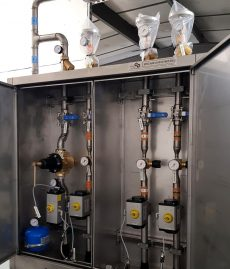 Control Panels - Express Pipework Systems Ltd Glasgow Scotland