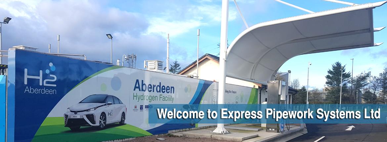Express Pipework Systems Glasgow Scotland UK