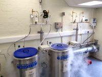 Liquid Nitrogen Fertility Biostore